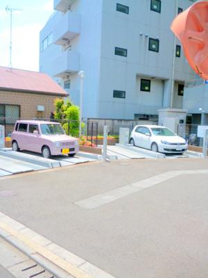 .敷地内駐車場