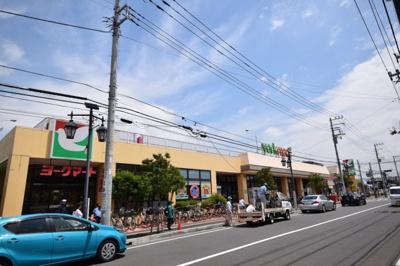 六会日大前駅より徒歩で帰るときには通り道にあります、会社帰りのお買い物にも大変便利です!