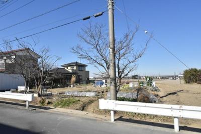 【外観】鴻巣市鎌塚(市街化調整区域)2区画