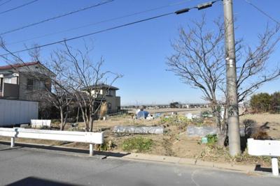 鴻巣市鎌塚(市街化調整区域)2区画