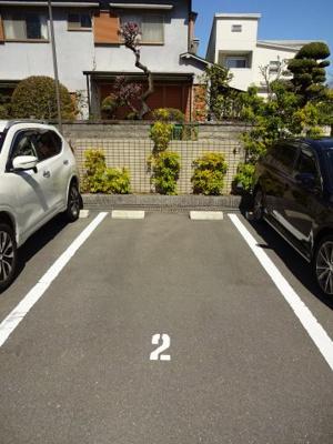 【駐車場】上野東リバーサイド