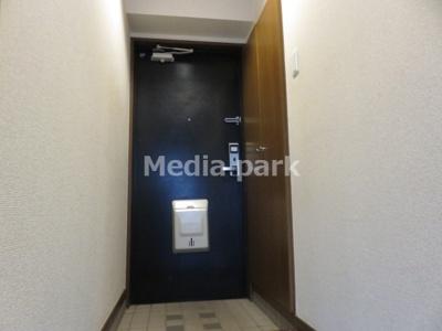 【玄関】グレイス宮前平