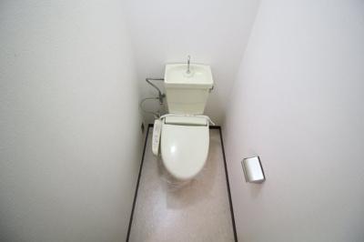 【トイレ】シティパレス新長田