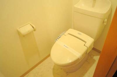 【トイレ】レオパレス神祇官町LA1