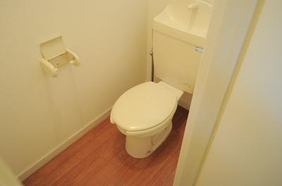 【トイレ】レオパレスグランプレジール
