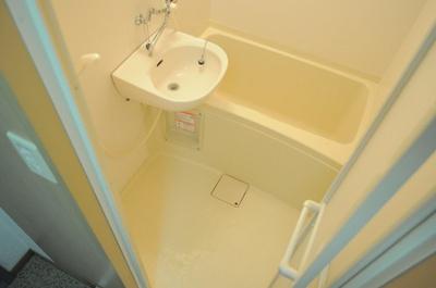 【浴室】レオパレスグランプレジール