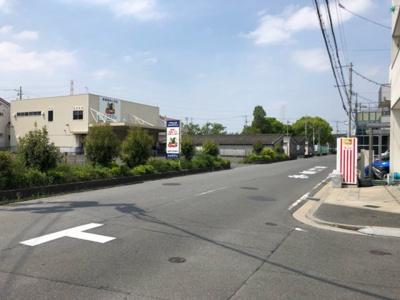 【展望】寝屋川市河北西町 6番区画 売土地