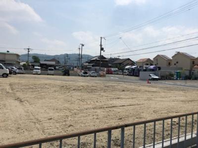 【外観】寝屋川市河北西町 5番区画 売土地