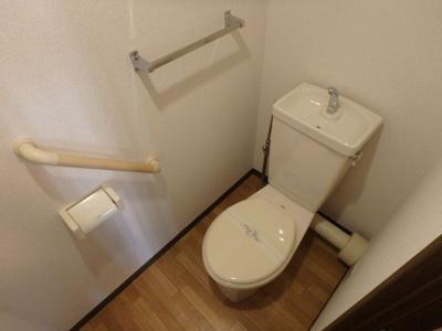 【トイレ】シュロス若江
