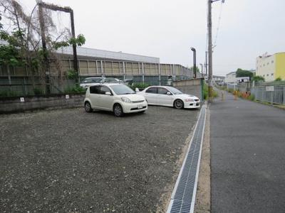 【駐車場】青葉丘コーポ