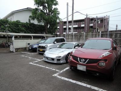 【駐車場】日吉第2ハイムC棟