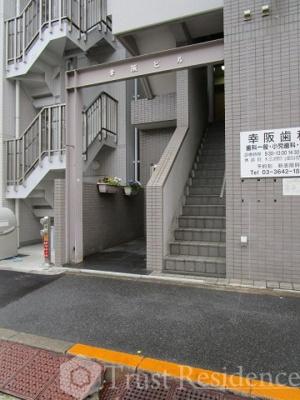 【エントランス】幸阪ビル