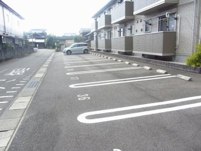 【駐車場】プランタン B棟