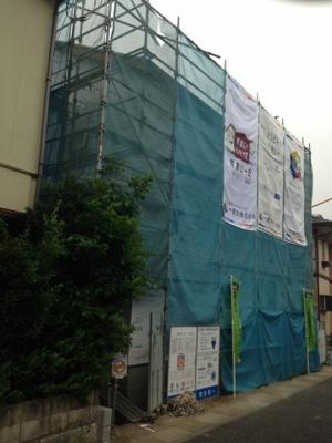 【外観】デザイナーズ住宅さいたま市西区清河寺