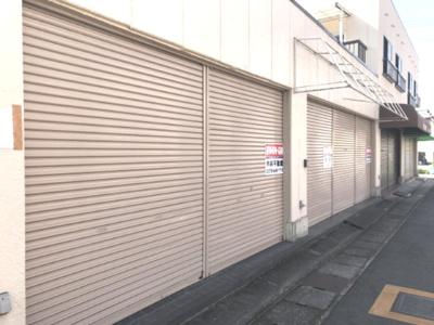 【外観】石田店舗