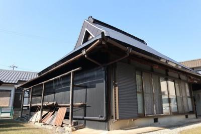 【外観】山南町長野中古住宅