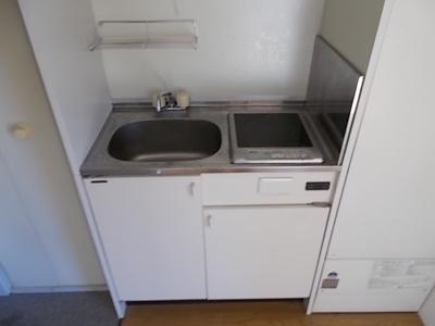 【キッチン】ドリームハイツエンデバー