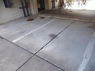 【駐車場】ドリームハイツエンデバー