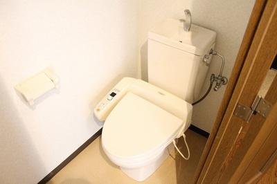 【トイレ】アーバンコート中山手・呉竹