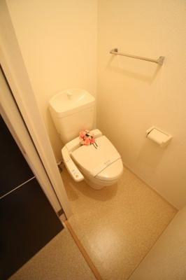 【トイレ】ガーデンコート車 A棟