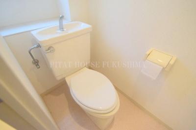 【トイレ】ロイヤルコート西野田
