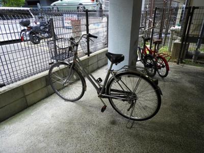 【駐車場】パルケラード
