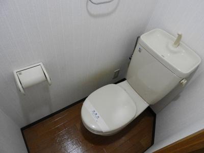 【トイレ】パルケラード