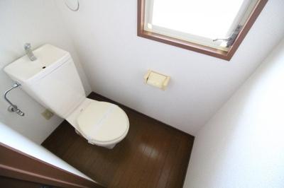 【トイレ】ハイツニュータカトリ
