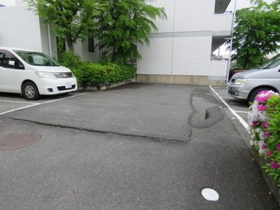 【駐車場】ソレイユみまや