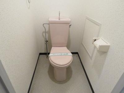 【トイレ】ソレイユみまや