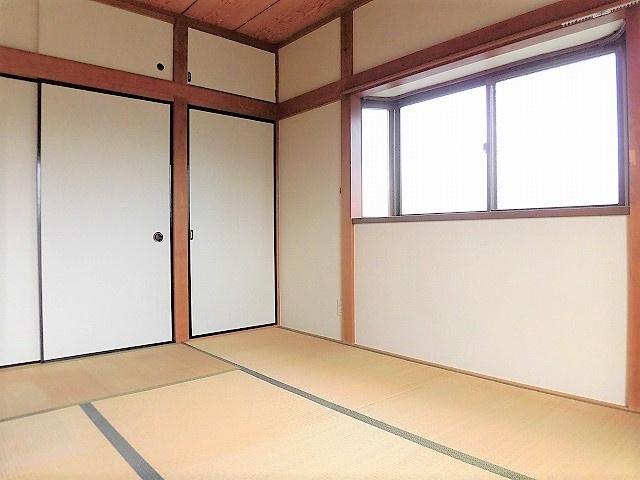 【寝室】みどりマンション