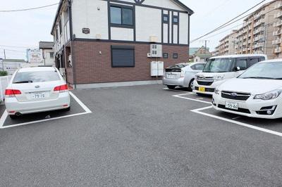 【駐車場】コート・エージ