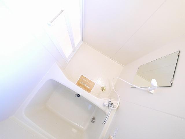 きれいな浴室です