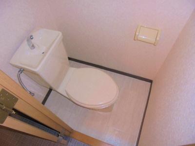 【トイレ】サンプラザ山坂