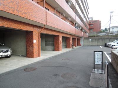 待ち時間が無い自走式駐車場。