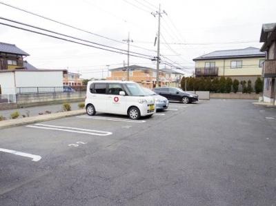 【駐車場】ムーン・コート C