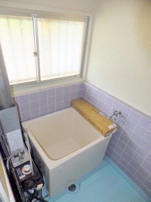 【浴室】コーポ原