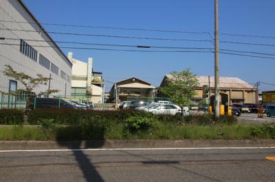 【駐車場】東尻池 貸家