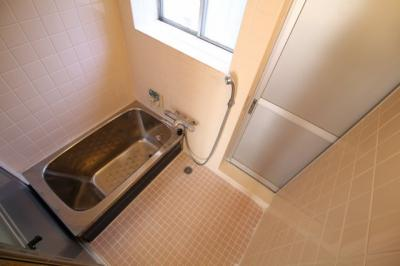 【浴室】東尻池 貸家