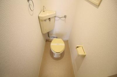【トイレ】東尻池 貸家