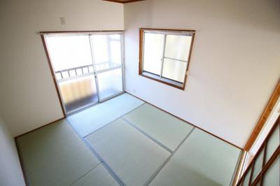 【寝室】東尻池 貸家