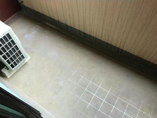 【バルコニー】ライオンズマンション大名