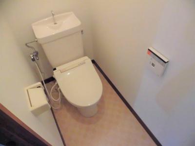 【トイレ】フォレストハイム21