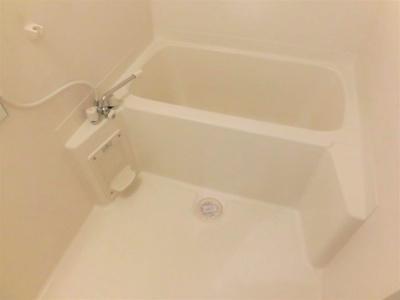 【浴室】フォレストハイム21