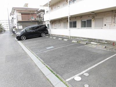 【駐車場】キョーワパレス中神