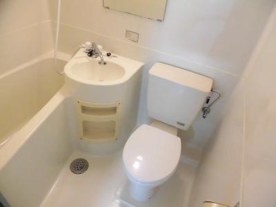 【浴室】キョーワパレス中神