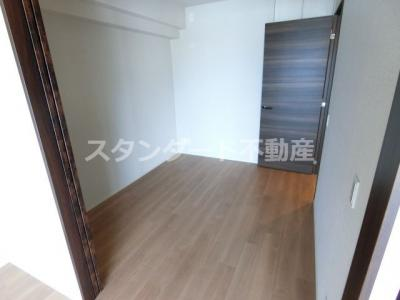 【寝室】S-FORT(エスフォート)大阪同心