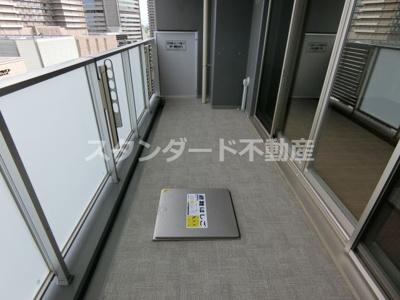 【バルコニー】S-FORT(エスフォート)大阪同心