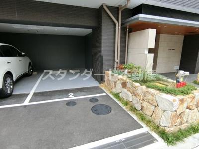 【駐車場】S-FORT(エスフォート)大阪同心