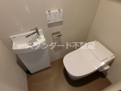 【トイレ】S-FORT(エスフォート)大阪同心